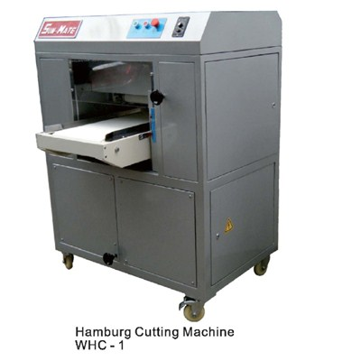 Hamburg Cutting Machine WHC-1