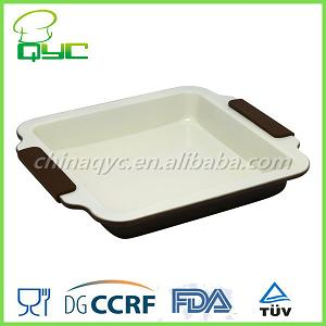Non-Stick Carbon Steel Square Baking Pan