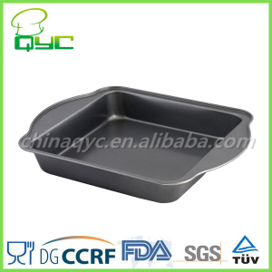 Non-Stick Carbon Steel Square Cake Pan