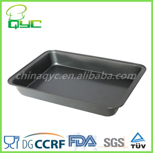 Non-Stick Carbon Steel Oblong Roasting Pan