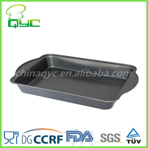 Non-Stick Carbon Steel Rectangular Cake Pan