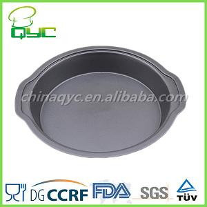 Non-Stick Carbon Steel Round Flan Tin