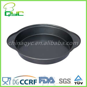 Non Stick Pie Pan Non-Stick Carbon Steel Round Pie Pan