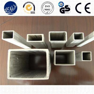 Seamless Square Rectangular Pipe