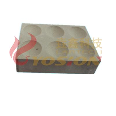 Bone Ash Cement Bullion Blocks