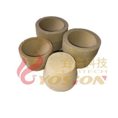 Bone Ash Cement Cupels