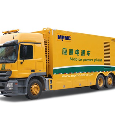 Mobile Power Plant