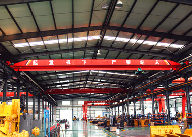 Electric Overhead Cranes