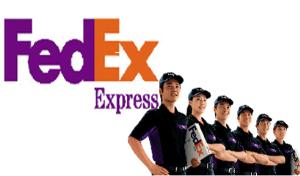 FEDEX  International Express China To USA America the United States  Economy Service