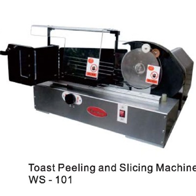 Slicer And Peeling Machine WS-101