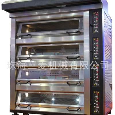 Electric King Deck Oven WKing-4EC,B,D,F