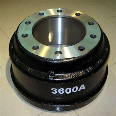 SCANICA SERIES Brake Drums