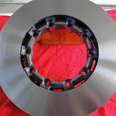 Electroplating Brake Rotors