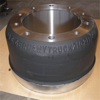 GUNITE Brake Drums