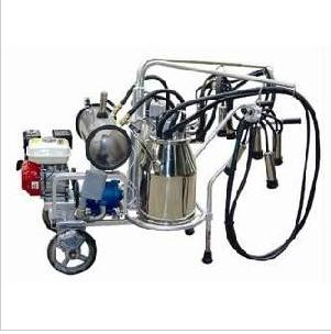 Diesel Two Buckets Milking Machines