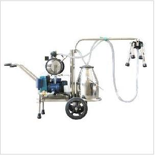 One Cow Milking Machine