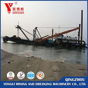 Cutter Suction Dredger 14 Cutter Suction Dredger