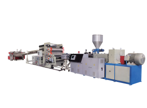 PVC Board Extrusion Machinery