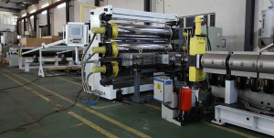 PE Board Extrusion Machinery