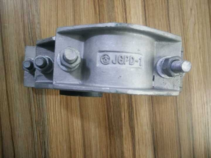 Stainless Steel 3-Post Wire Rope Clip Cable Clamp - Type JGP