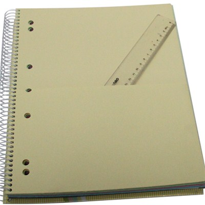 Pocket Dividers Subject Book