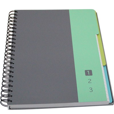 Sheet Dividers Subject Book