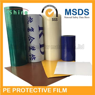 Coated Steel Protective Film