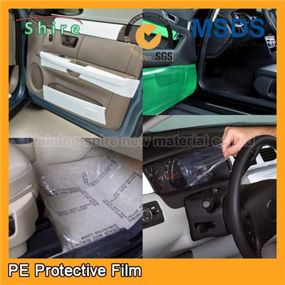 Interior Surfaces Protective Film