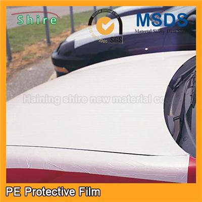 Exterior Surfaces Protective Film