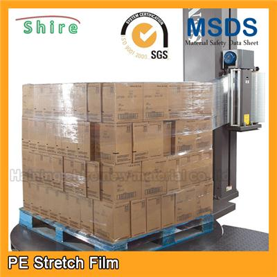 Machine Stretch Wrapping Film