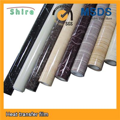 UV Coating Marble Design Hot Stamping Film