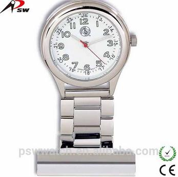 Japan Movt Nurse Watch