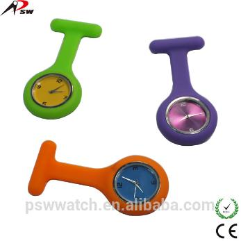 Silicone Rubber Nurse Watch
