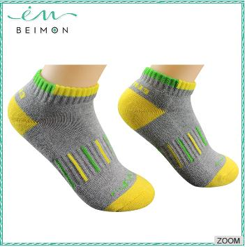 Soft Cotton Antibacterial Deodorant Teen Girl Ankle Five Toe Sock
