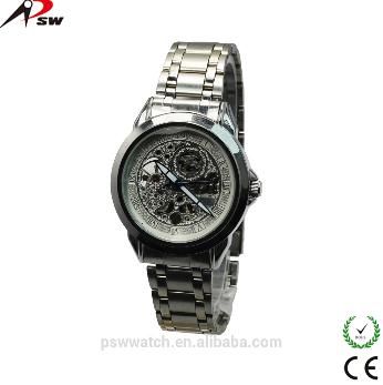 Skeleton Wrist Watch