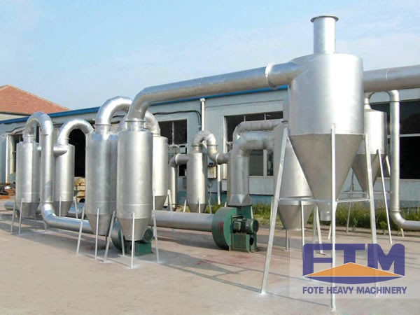 Sawdust Dryer/Fote Pellet Dryer/ China Sawdust Dryer