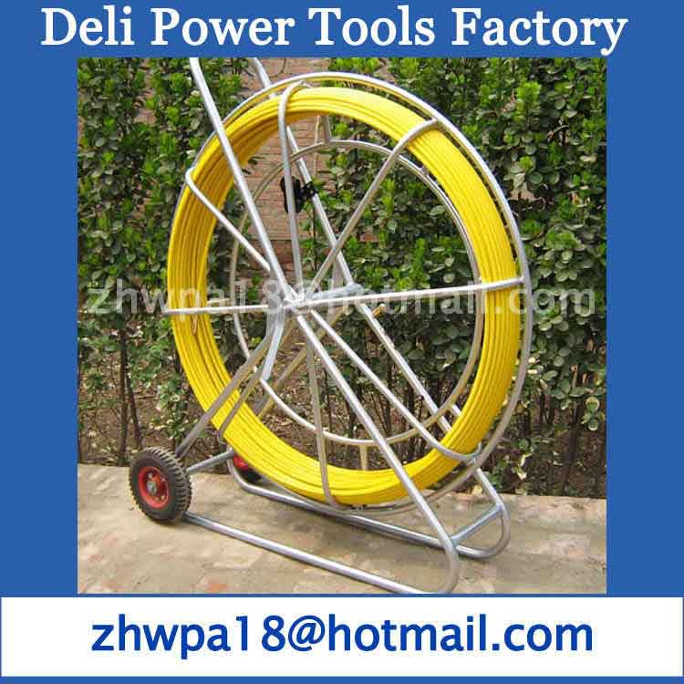 Pipe traker traceable midi duct rodder hot sale