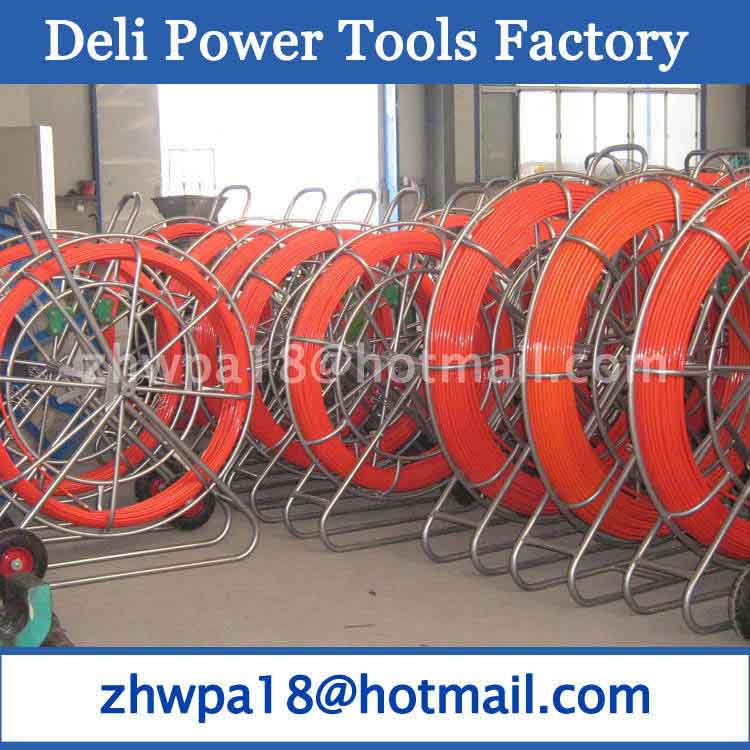 Cable Zilla Flex fod Cable installation tools Pipe Coils