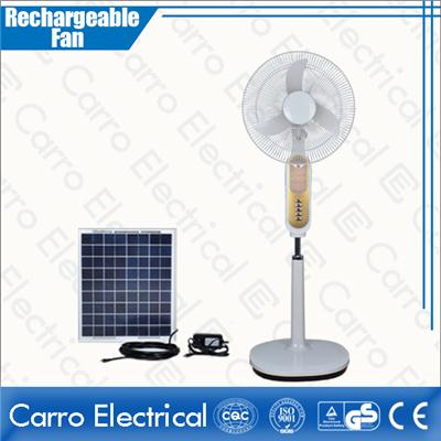 Rechargeable Stand Fan