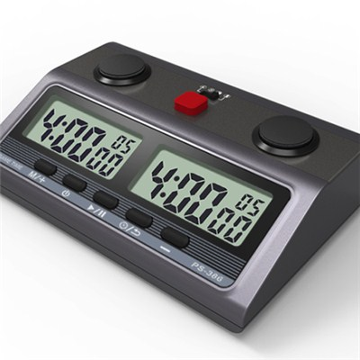 BYXAS ABS Smart Multi-Functional Digital Clock Timer For Games PS-388
