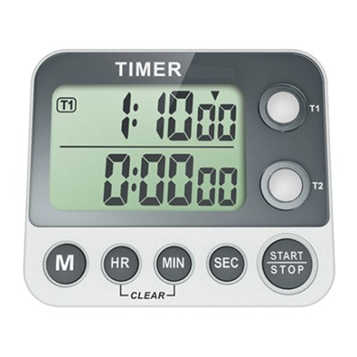 BYXAS Smart Timer 398 with stopwatch function