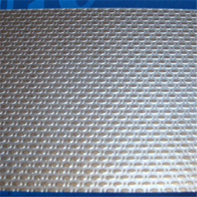Stainless Steel Embossed Sheet