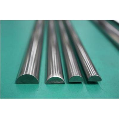 Stainless Steel Half Round Bar