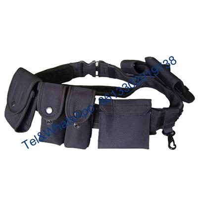 Polyester Oxford Canvas PP Tactical Military Belt webbing equipment