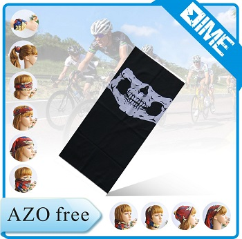 Promotional Fashion Cheap Neck Warmer Seamless Tube Bandana