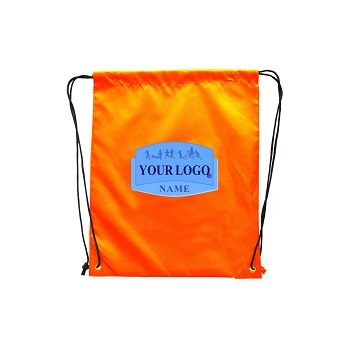 Wholesale Factory Price Polyester Drawstring Bags For Sublimation