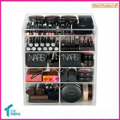 Plexiglass Cosmetic Drawer
