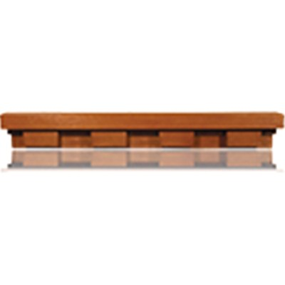 Dentil Shelf