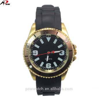 Rubber Wrist Watch
