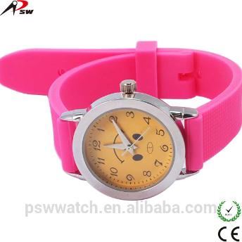 Child Silicone Watch